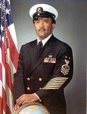Carl Brashear - Image: Carl Brashear navy photo 01