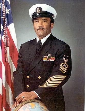 Carl Brashear - Image: Carl Brashear navy photo 01