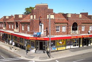 Carlton, New South Wales Suburb of Sydney, New South Wales, Australia