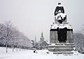 Carnegie's Statue, Dunfermline.JPG