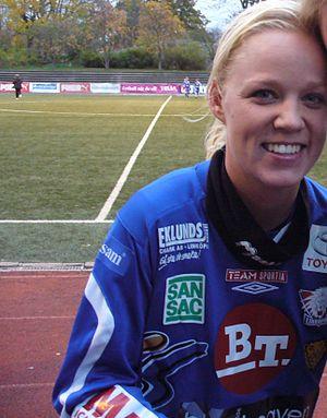 Caroline Seger - Seger in October 2007