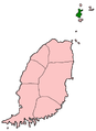 Carriacou in Grenada map2.png