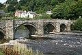 Carrog Bridge, Denbighshire - geograph.org.uk - 956351.jpg