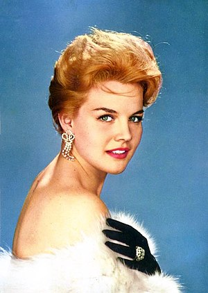 Carroll Baker - Baker in a 1961 headshot