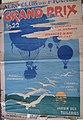 Cartaz do Concurso de Distância em Balões - Aero Club da França 1922 - 1-09940-0000-0000, Acervo do Museu Paulista da USP.jpg
