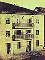 Casa de Collantes en Reinosa - Cantabria - entre 1855 y 1857 - William Atkinson.jpg