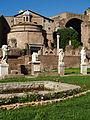 Casa de las vestales. Roma. 02.jpg