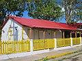 Casa de madera en calle 22 de enero, Chetumal, Q. Roo. - panoramio.jpg