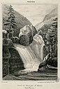 Cascade du Cerizet près de Cauterets (Hautes Pyrénées) - 1828 - Fonds Ancely - B315556101 A GELIBERT 1 027.jpg