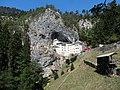 Castell de Predjama, Eslovènia (agost 2013) - panoramio (2).jpg