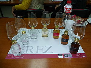 Brandy de Jerez - Brandy de Jerez tasting session