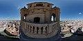 Catedral de Murcia - Vista norte desde torre y Wiki take.jpg