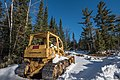 Caterpillar - Plow at Greenwood Lake, Minnesota, in Snow (25918371207).jpg