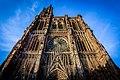 Cathédrale Notre-Dame de Strasbourg août 2014.jpg