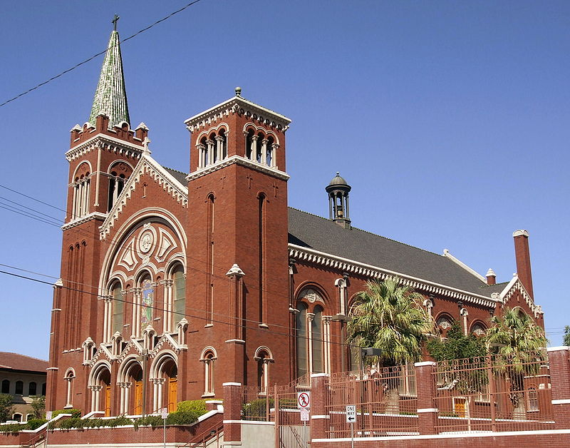 Cathedral Parish of St Pat, El Paso.jpg