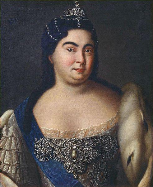 Скавронская Марта (1684-1727) - императрица Екатерина I