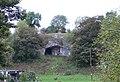 Cave at Llanarmon yn Iâl - geograph.org.uk - 579949.jpg