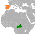 Central African Republic Spain Locator.png