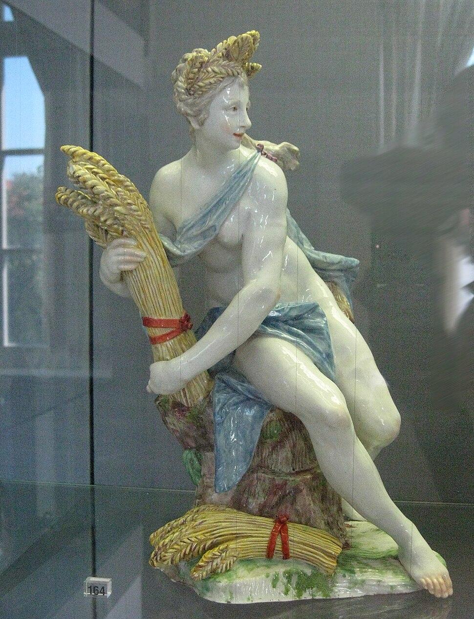 Ceres - Dominikus Auliczek um 1770-1