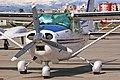 Cessna 182L Skylane Airman EC-BNV (8524968246).jpg