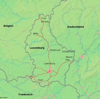 Transport in Luxembourg