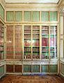 Château de Versailles, petit appartement de la reine, 1er étage, bibliothèque, élévation 2.jpg