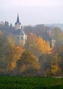 Chříč - kostel sv. Jana Nepomuckého.jpg
