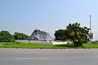 Islamabad Capital Territory - Image: Chaghi Monument