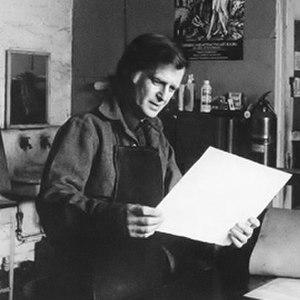 Chaim Koppelman - Koppelman in 1981 (photo by Robert Bianchi)