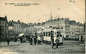 Image illustrative de l'article Ancien tramway de Nantes