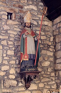 Amator Bishop of Auxerre