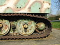 Char Tigre de Vimoutiers 2012-02 tank track 6.JPG