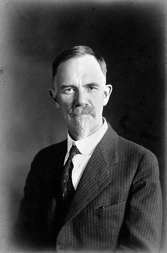 Charles Davenport - Charles Benedict Davenport, ca. 1929.