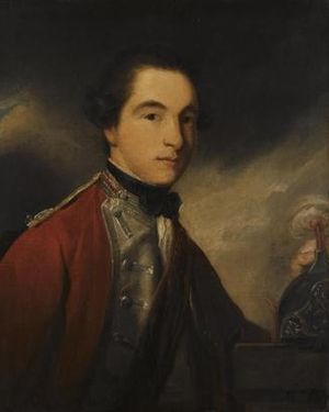 18th Royal Hussars - Charles, Marquess of Drogheda, the founder of the regiment