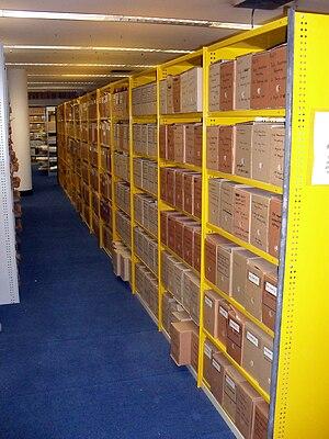 Charles Sturt University Regional Archives loc...