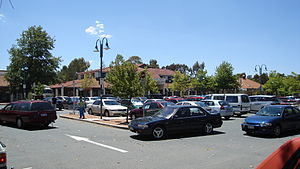 Charnwood, Australian Capital Territory - Charnwood shopping centre