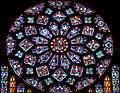 Chartres - Rose du transept Nord -2.JPG