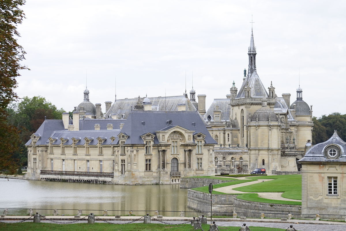 Chantilly travel guide at wikivoyage - Chateau de chantilly adresse ...