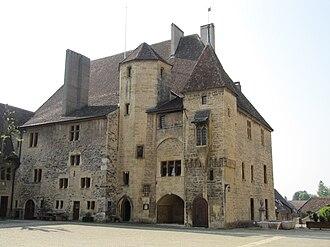 Colombier, Neuchâtel - Colombier Castle