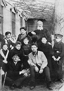 the lament by anton chekhov