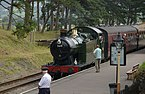 Cheltenham Racecourse railway station MMB 01 5619.jpg
