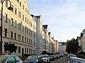 Chemnitz, die Rudolf-Marek-Straße.JPG