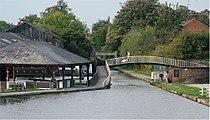 Chester Canal Basin - Raymond Street - Chester - 2005-10-09.jpg