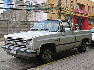 Chevrolet C/K - 1983 Chevrolet C-10 Custom Deluxe