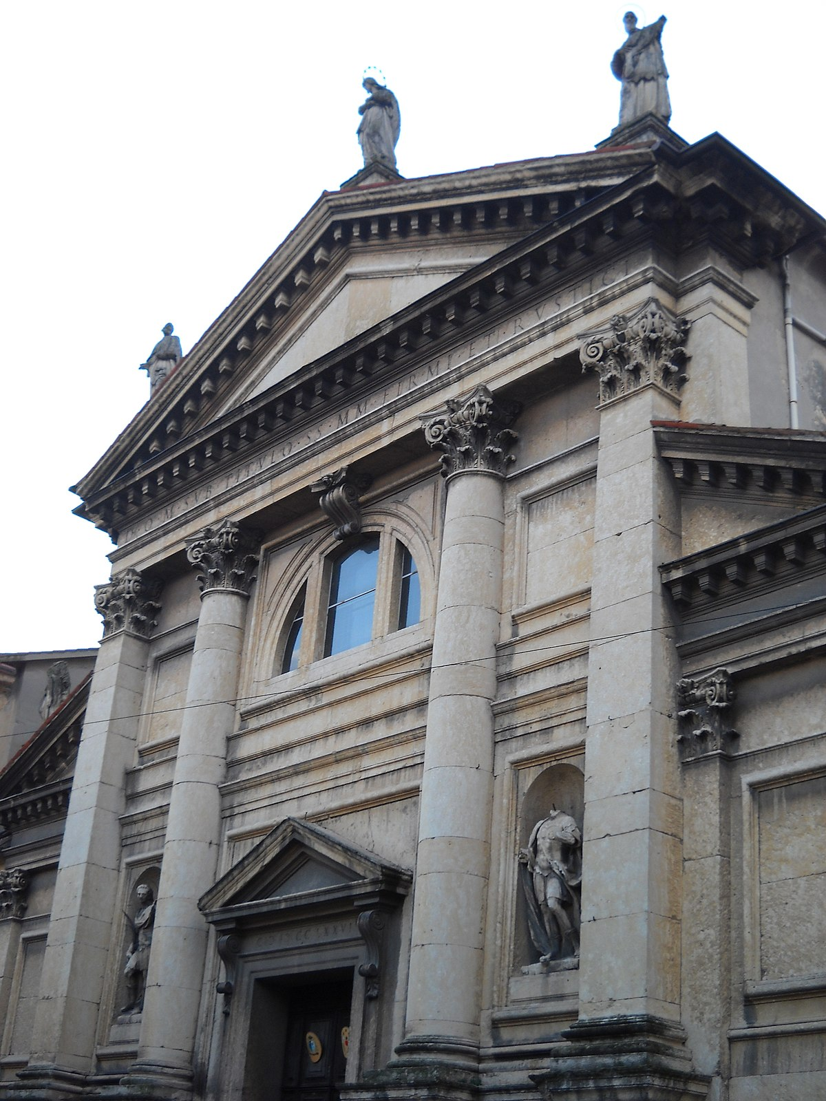 Padre Filippini, Verona - Wikipedia