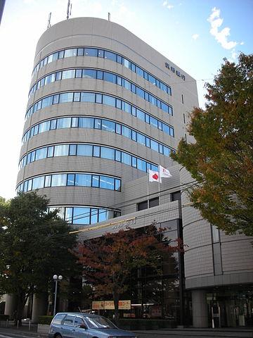筑邦銀行の本店