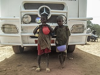 Trafficking of children - Forced child beggars in Niger