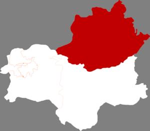 Qingyuan Manchu Autonomous County - Image: China Fushun Qingyuan