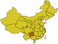 China provinces guizhou.png