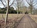 Cholderton - Footpath - geograph.org.uk - 1718113.jpg